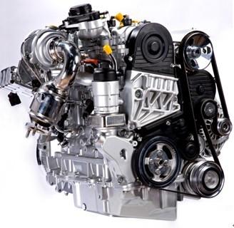 欧意德2.0l柴油发动机
