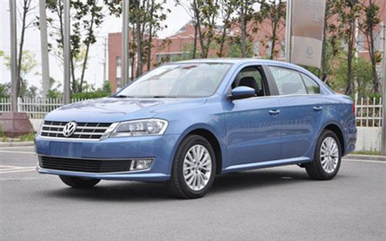 推荐车型二:上海大众——朗逸
