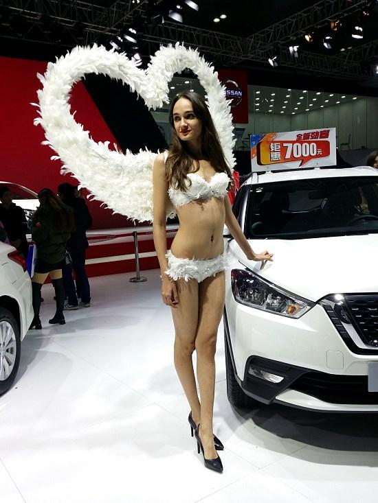 东风日产车模
