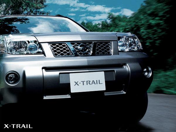 奇骏 X-Trall